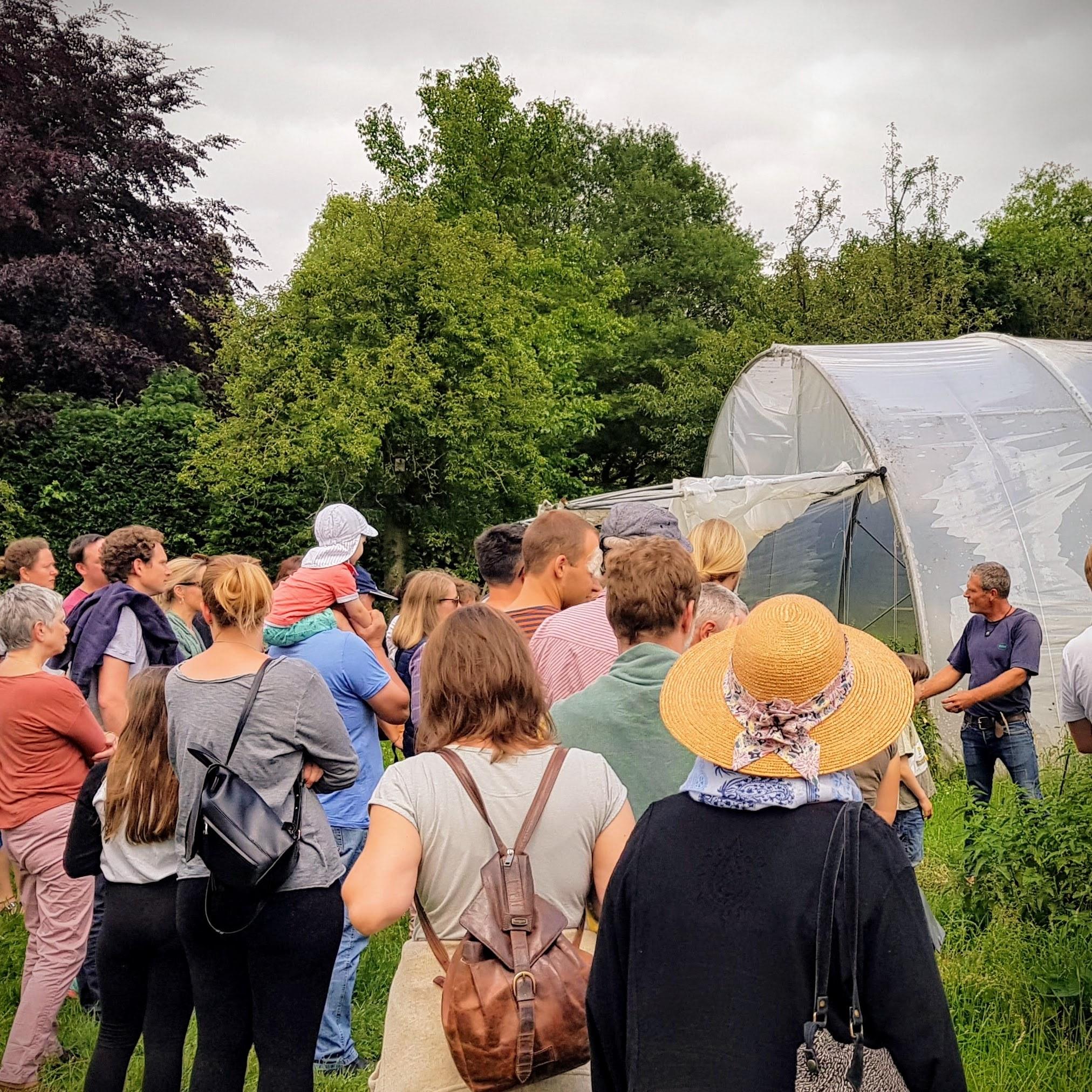 Vom Frühling zum Sommer –… | Solidarische Landwirtschaft Krefeld